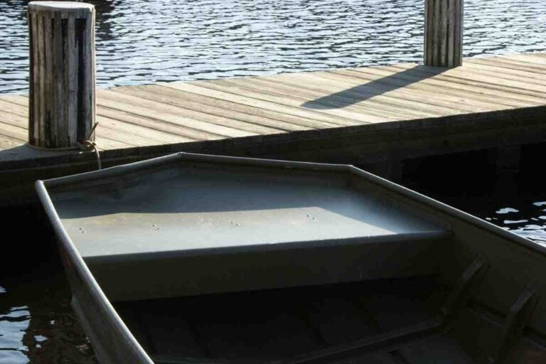What Size Plywood Do I Use For A Jon Boat Deck?