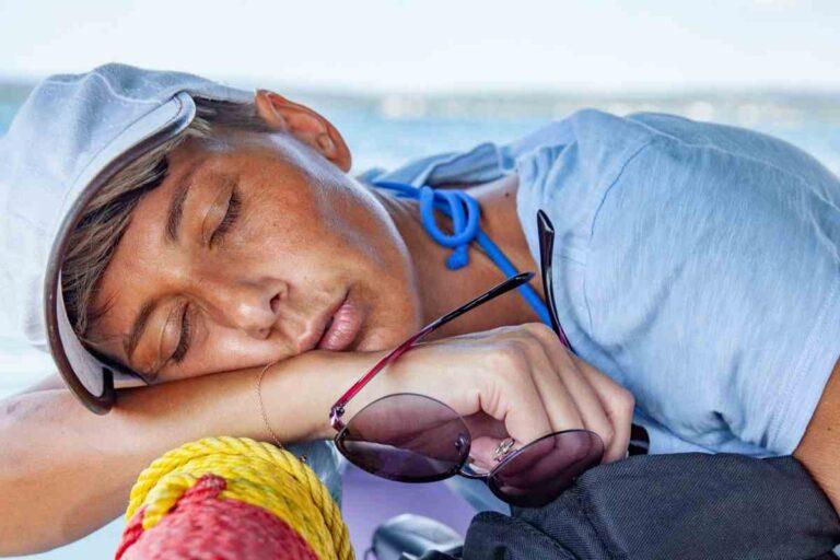Can You Sleep While Sailing?