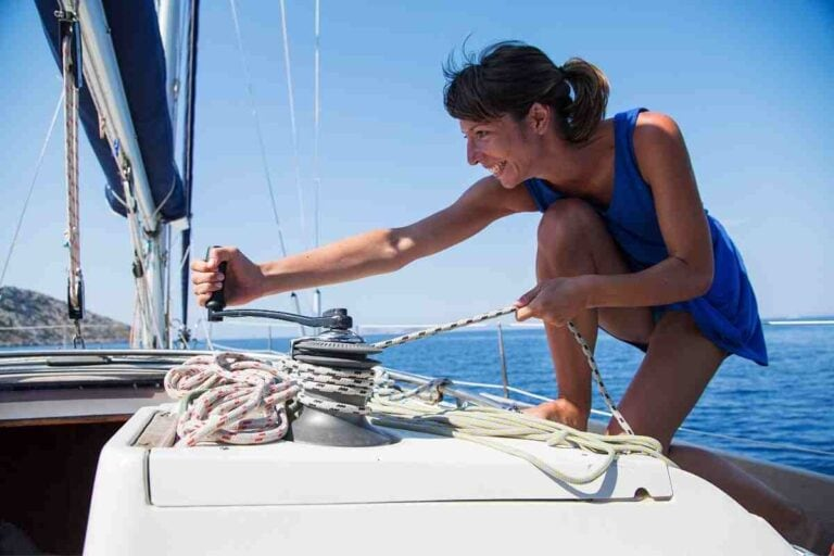 How Big Of A Sailboat Can One Person Handle?