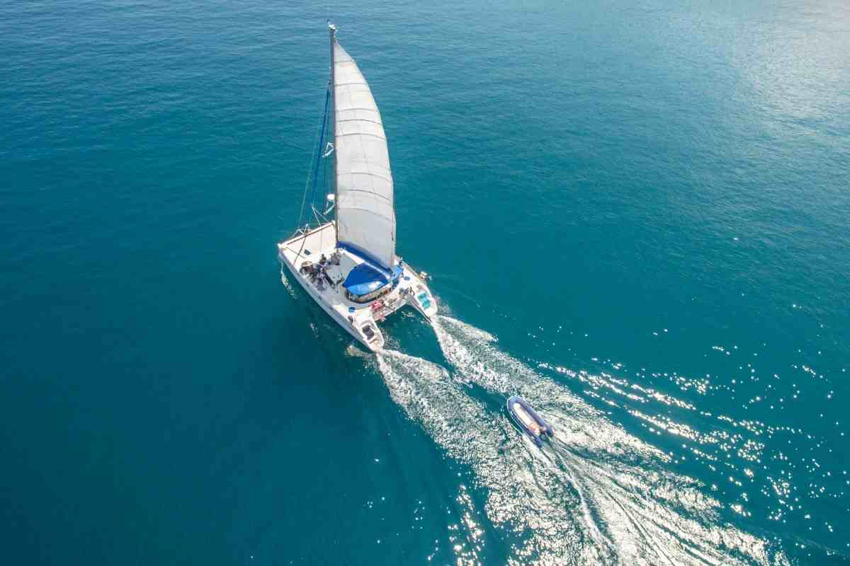 How Far Can a Yacht Sail in a Day?