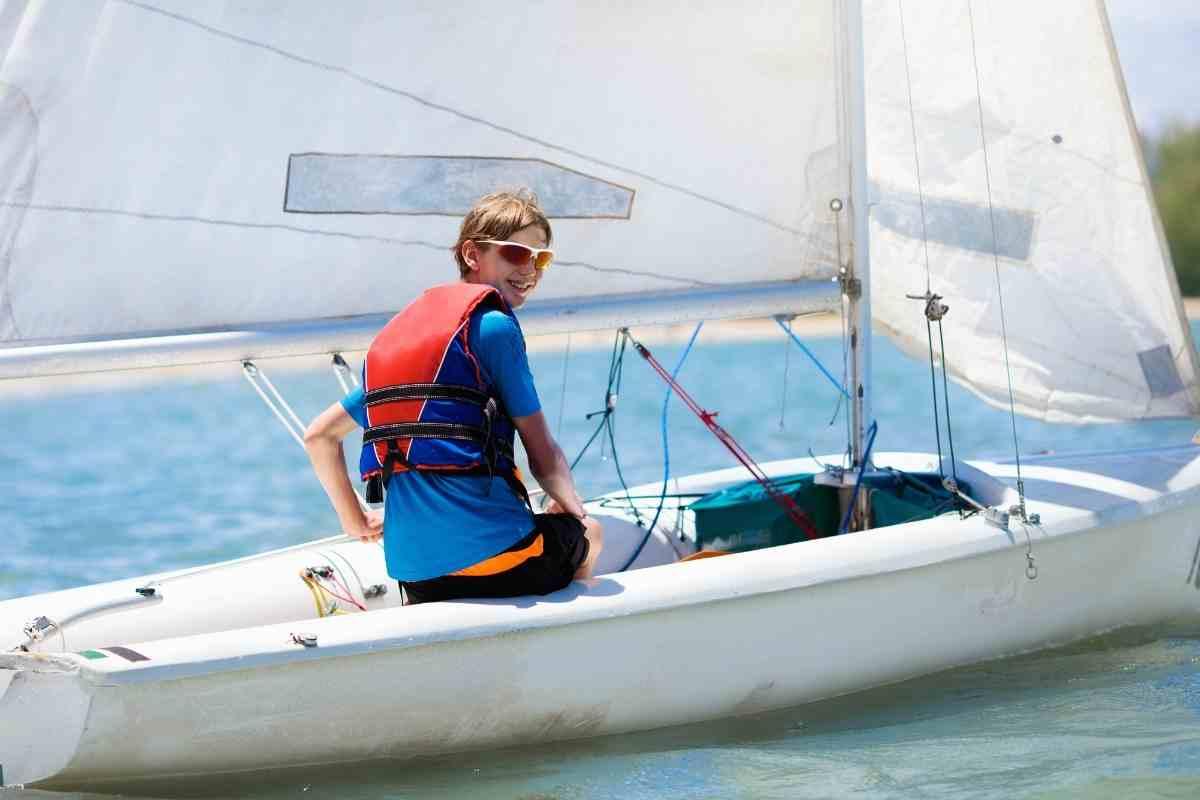How Long Does It Take To Learn To Sail? #sailing #sailboat #boatlife #sailinglife #saltlife #lakelife #boats #boating