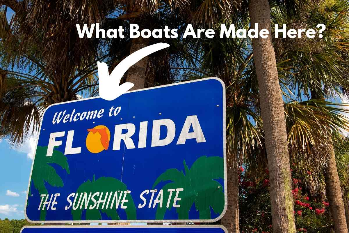 What Boats are Made in Florida?