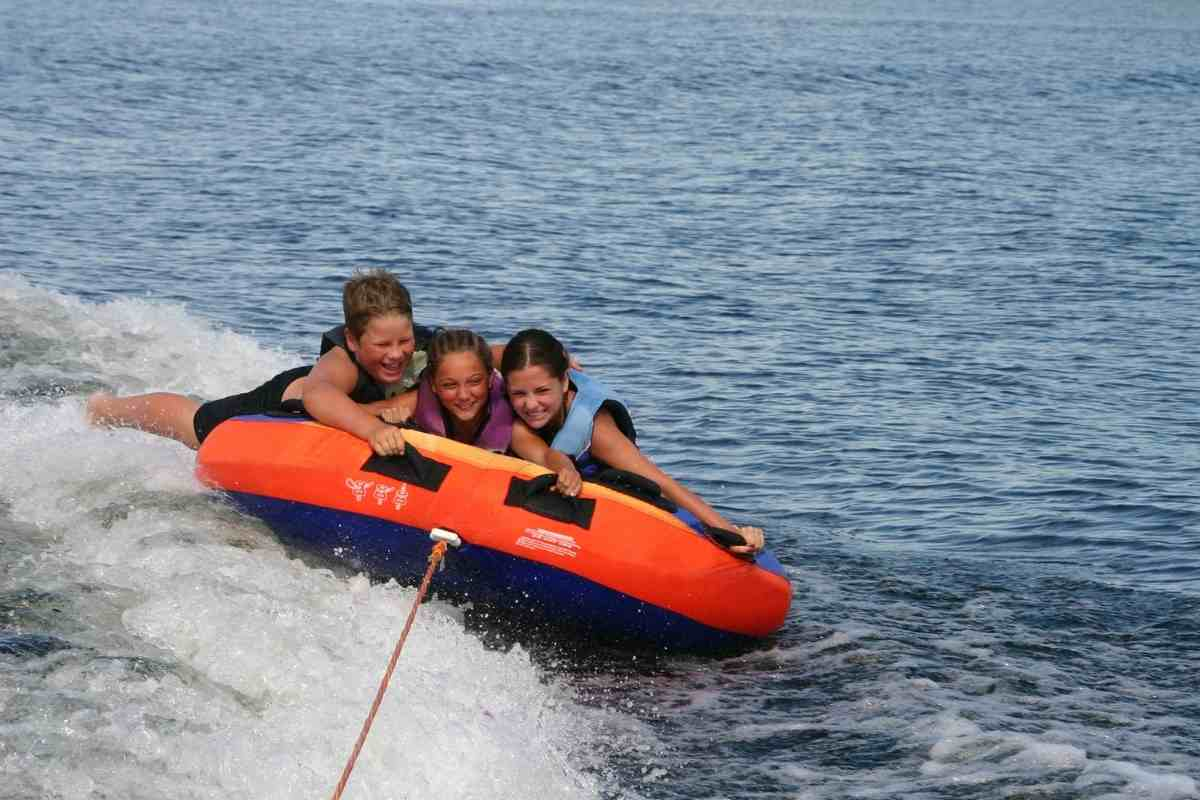 How Fast Do You Pull A Tube Behind A Boat?