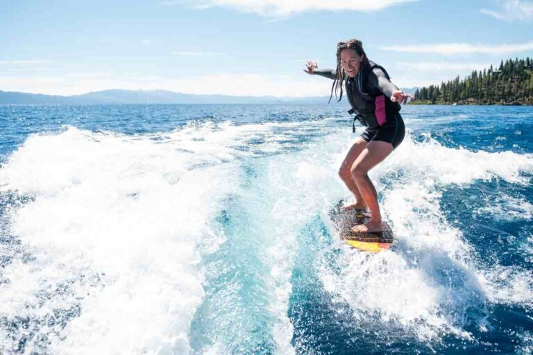 Wakesurfing vs. Wakeskating, What's The Difference? (Explained!)