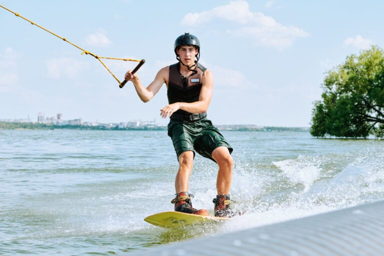 Can You Wakeboard Behind A Bowrider?