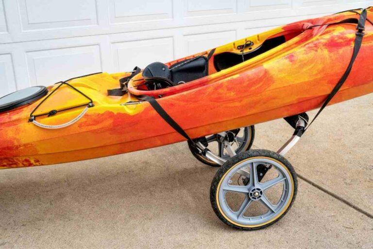 7 Best Kayak Cart (Revealed!)