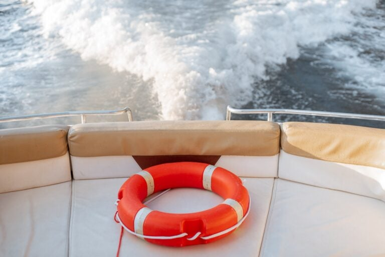 What is Most Likely to Cause Someone to Fall Overboard?