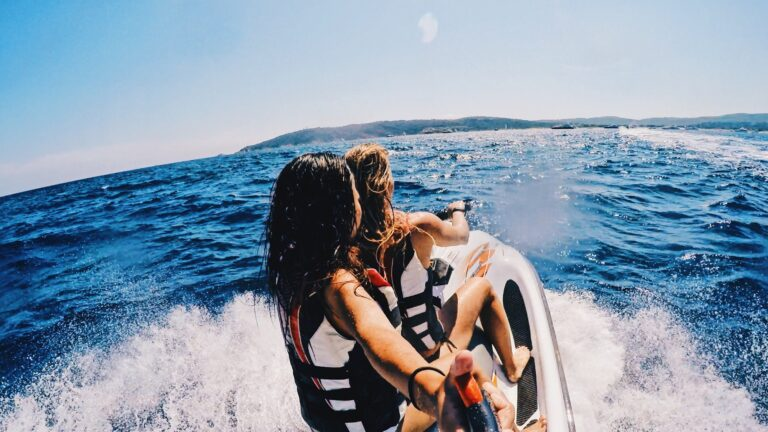 Can Jet Skis Go In The Ocean?
