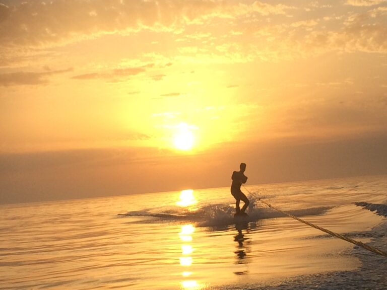 Can You Wakeboard In The Ocean?