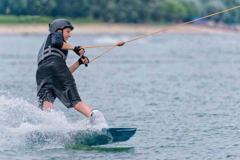 Can You Wakeboard on Big Bear Lake?