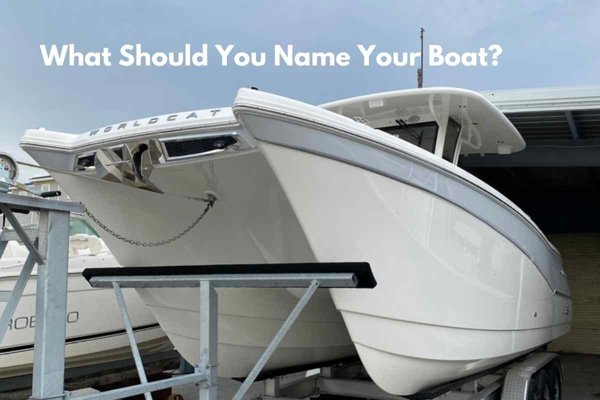 Clever Fishing Boat Names