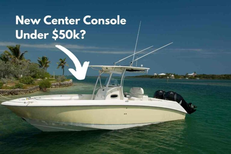 The Best Center Console Boats Under $50k