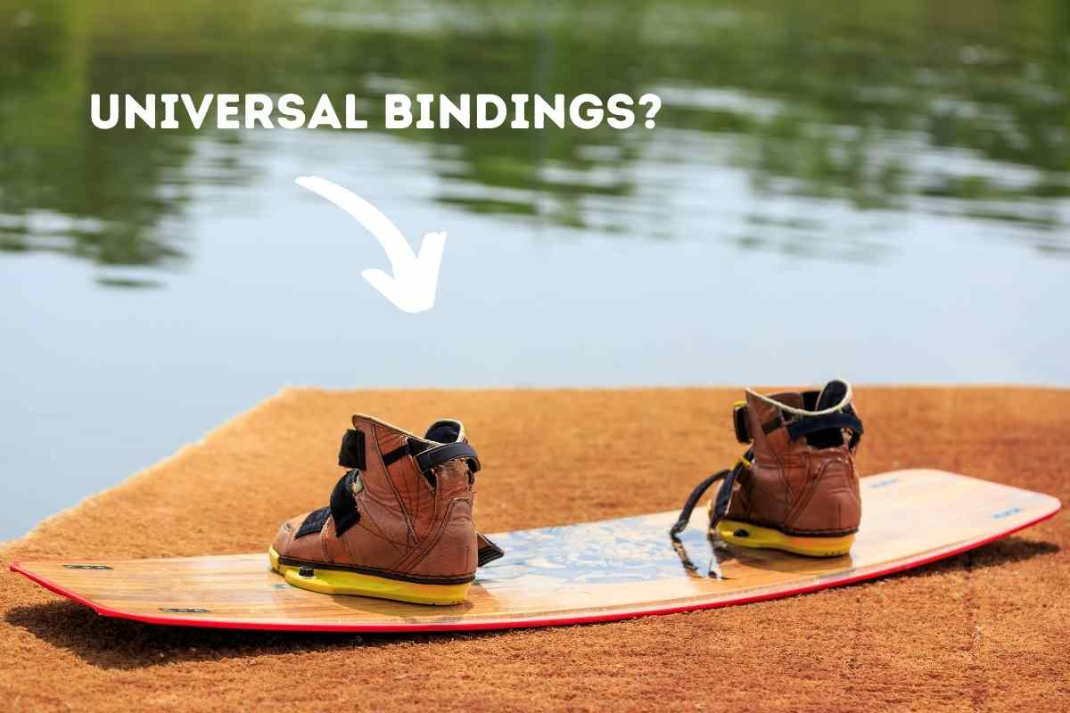 Are All Wakeboard Bindings Universal?