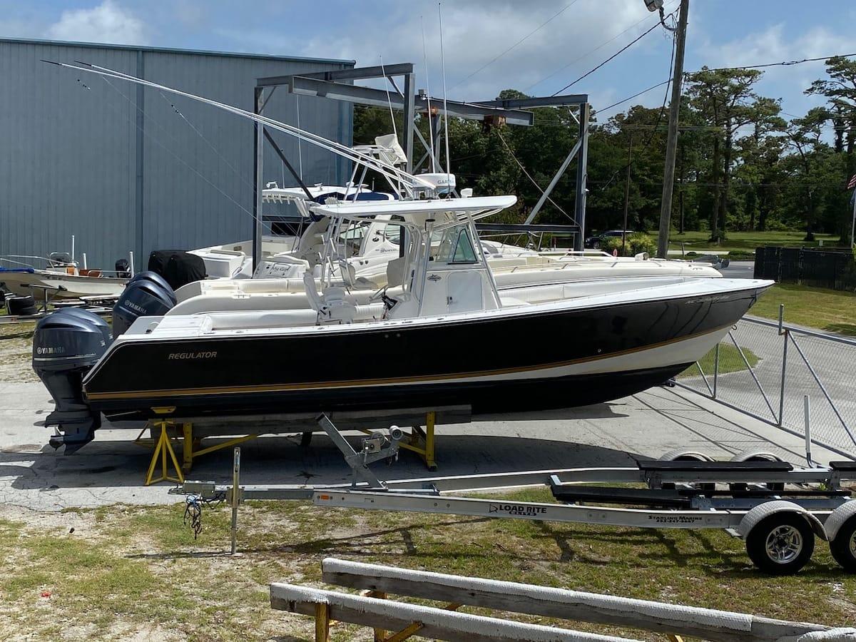 Boat Wrap Vs. Boat Paint