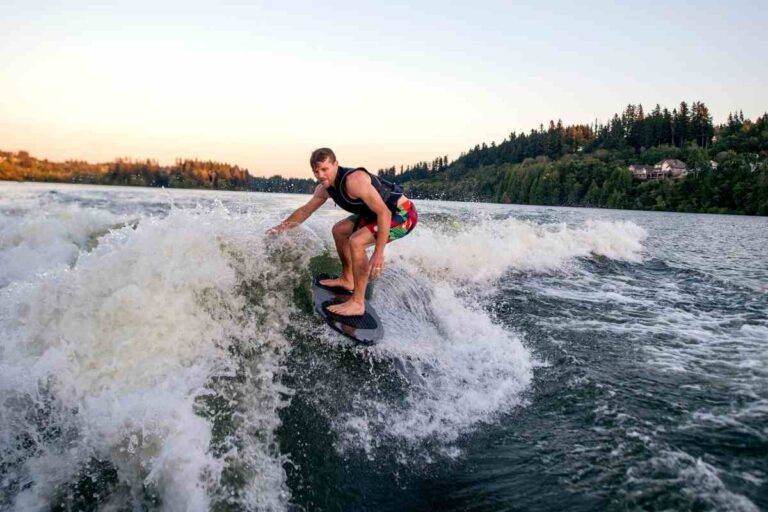 Why Is Wake Surfing So Popular?