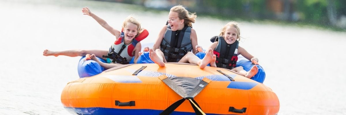 Best Pontoon Boat Accessories and Water Toys