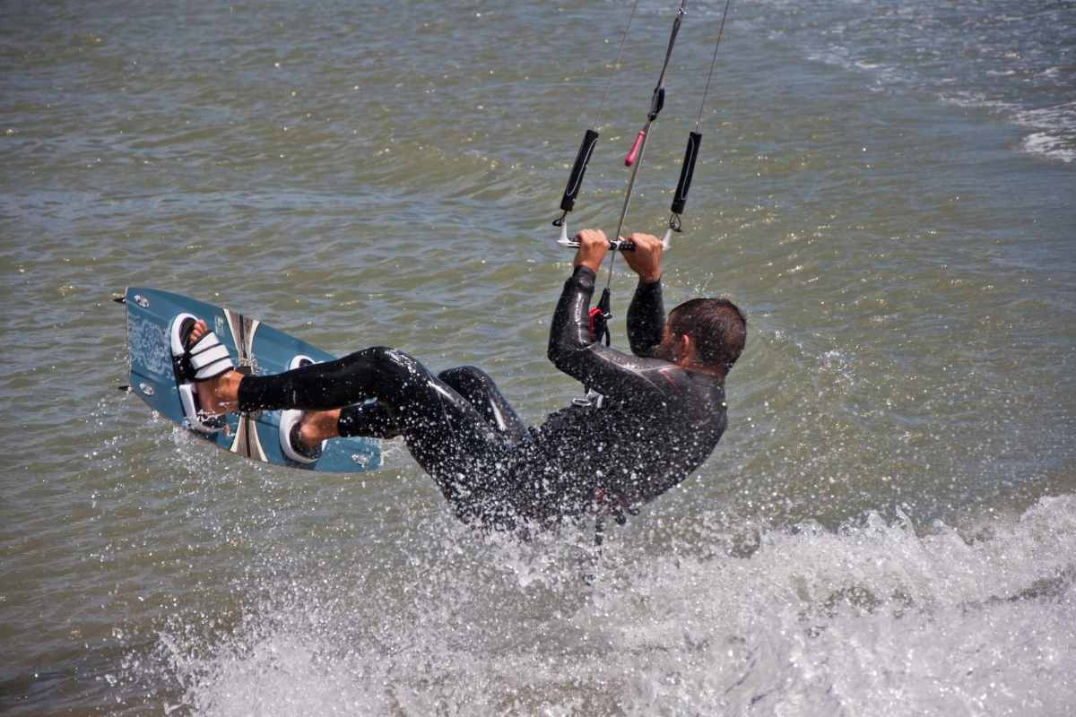 Can a Wakeboard be Used for Kiteboarding