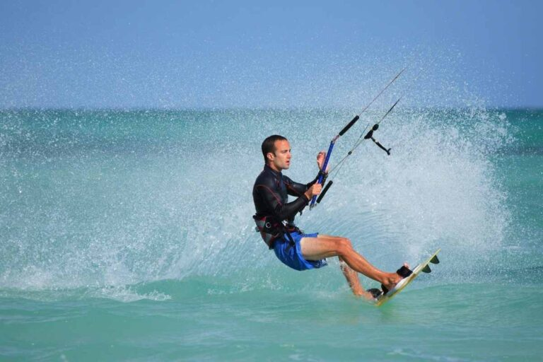 Can a Wakeboard be Used for Kiteboarding?