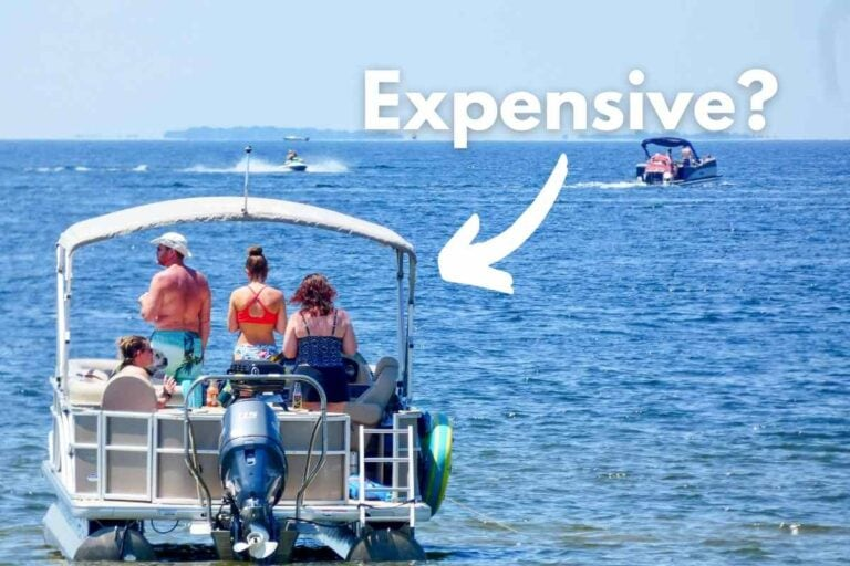 How Much Do Pontoon Boats Cost? (Solved!)
