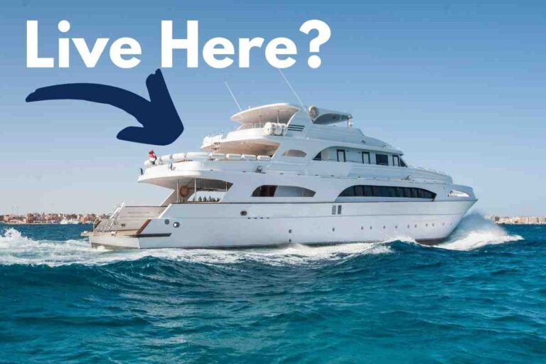 If I Bought A Yacht Could I Just Live On It In International Waters? (Answered!)